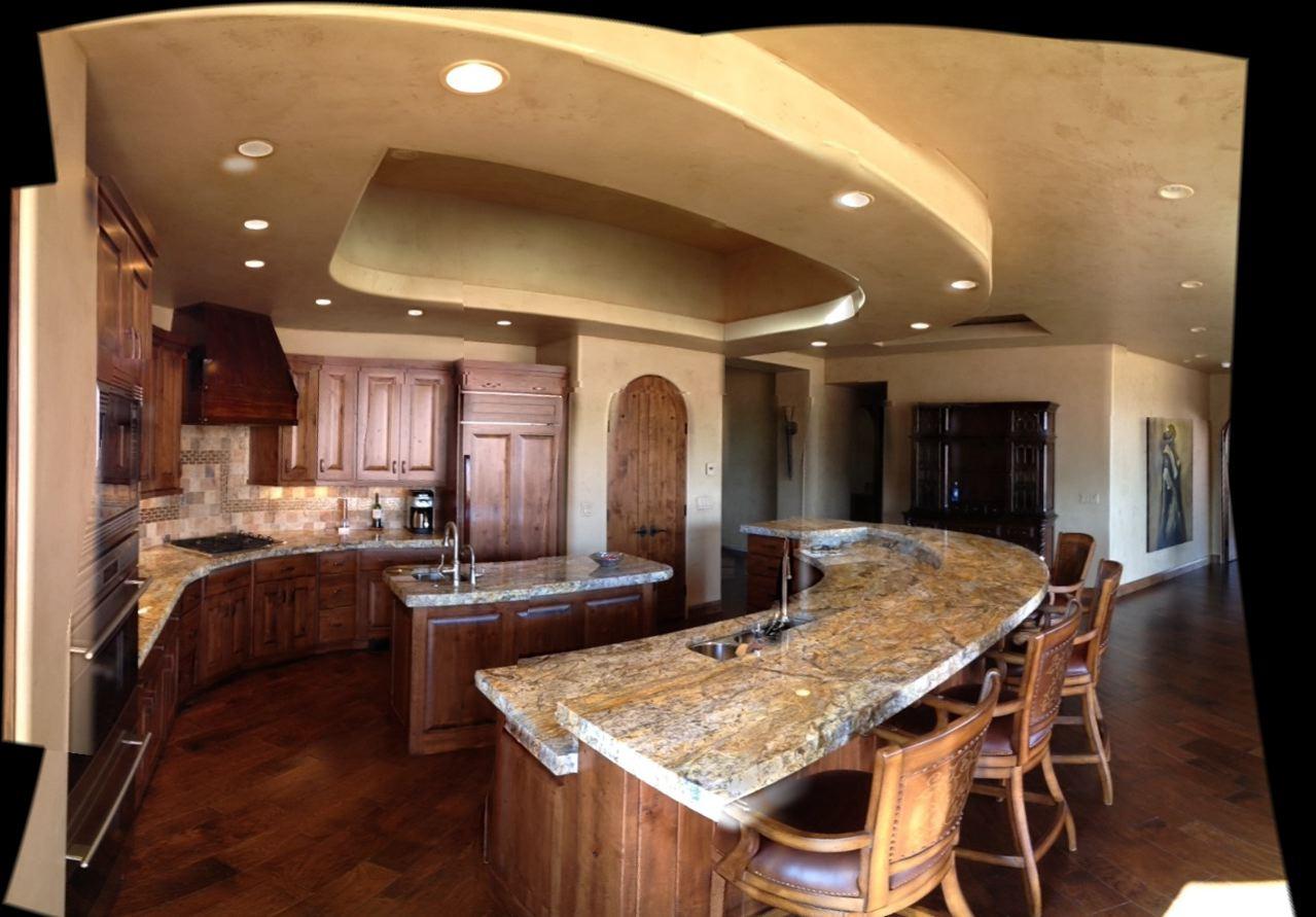 Kitchen Granites The Granite Gurus Golden Ray Granite Kitchen From Mgs By Design