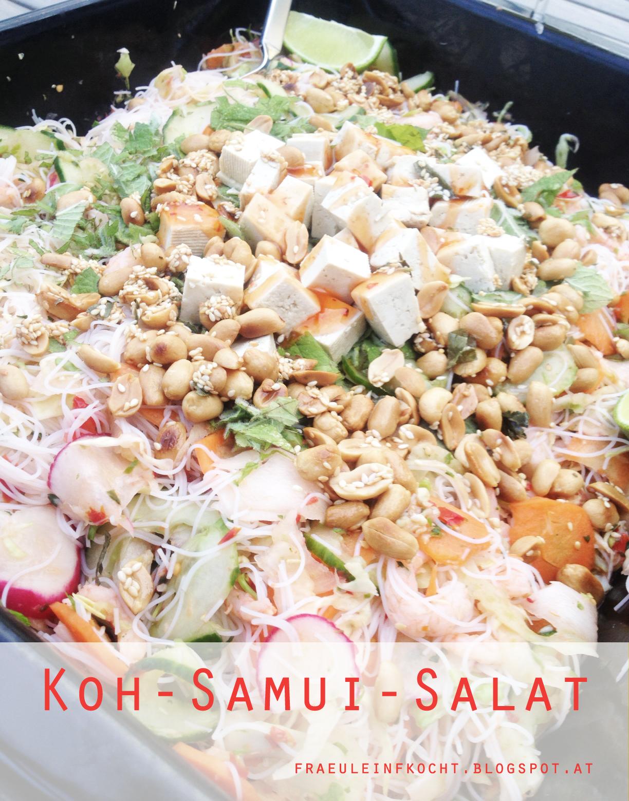Fräulein F. kocht: Koh-Samui-Salat