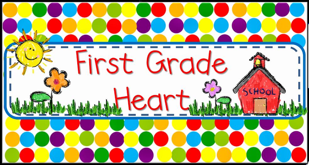 First Grade Heart