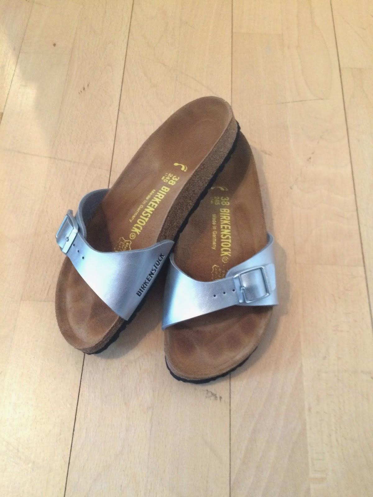 birkenstock sandaler på tilbud