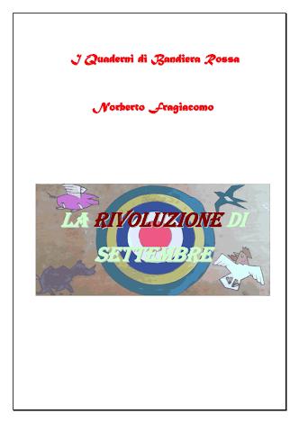 La Rivoluzione di Settembre