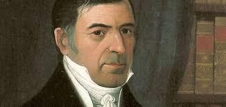 Hace 244 años nació Cristóbal Mendoza