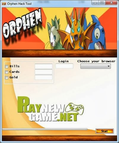 Orphen Hack Cheat
