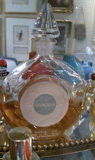 vintage perfume Guerlain L'Heure Bleue