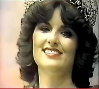 Momento Judith Grace Gana Corona de Belleza