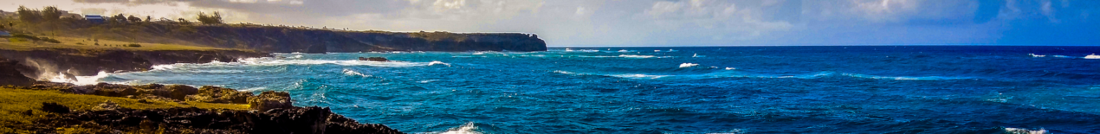Bim Rock by Jsf-1. in Barbados