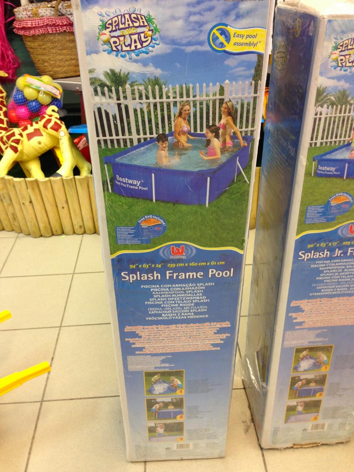 Arcobaleno blu giugno 2014 - Vendita piscine carpi ...