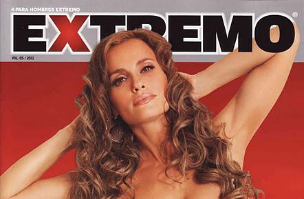 Aura Cristina Geithner Revista H Extremo Diciembre 2011