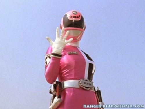 Sydney Drew - Pink Ranger - Power Ranger S.P.D. - Cartoons Wikipedia