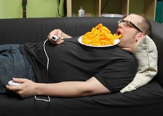 suami pemalas di rumah
