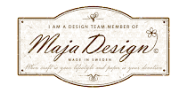 I design for Maja Design