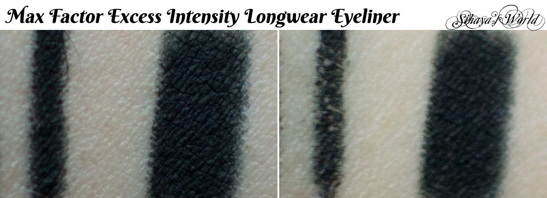 max factor excess intensity longwear eyeliner