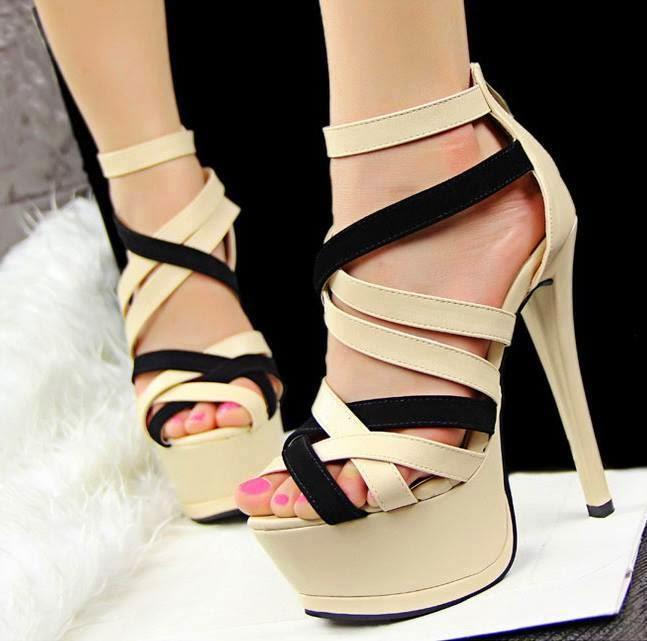 Cut Out Heels Designs...