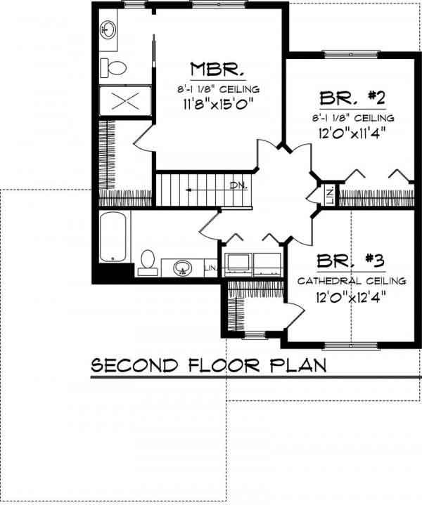 Planos casa habitaci n de dos plantas proyectos de casas for Niveles en planos arquitectonicos