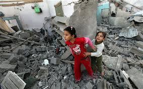 Gaza, Israel, war