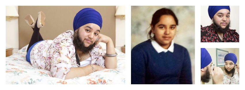 Harnaam Kaur: The bearded Lady!