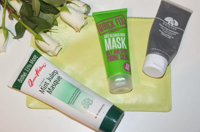 Three Face Masks for Blemish Prone Skin Types