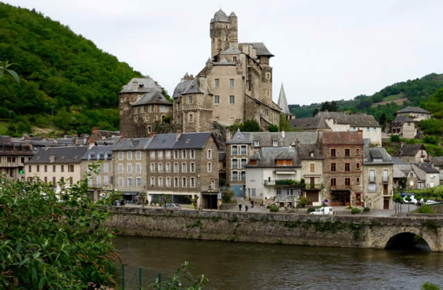 Estaing - Aveyron, France