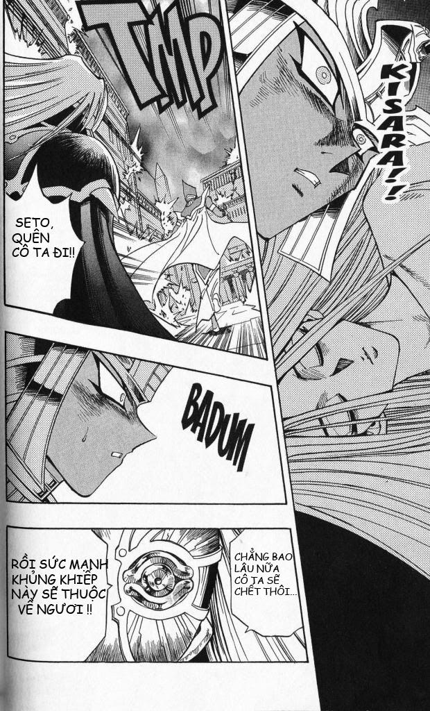 YuGi Oh – Vua Trò Chơi chap 329 Trang 19