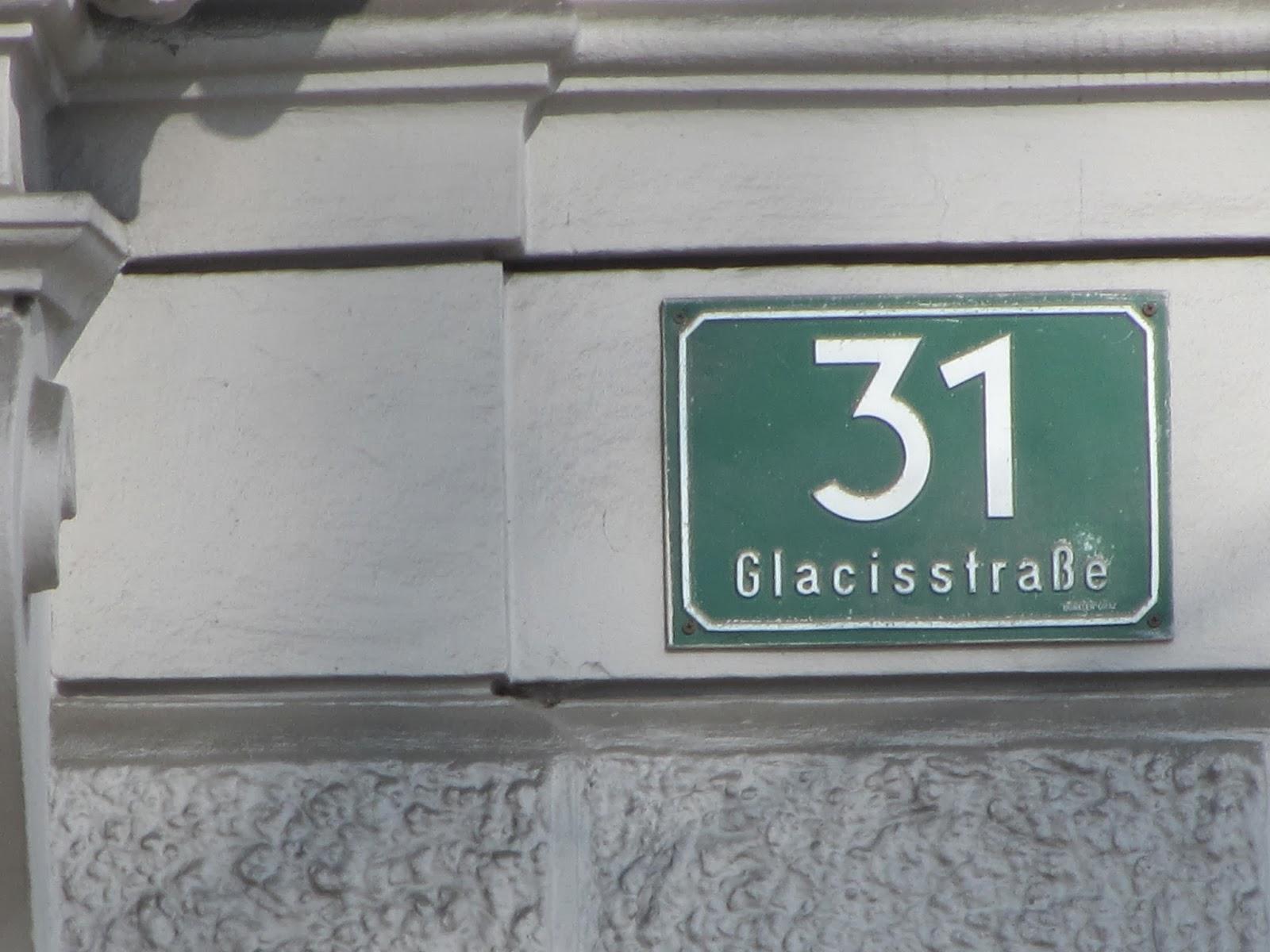 31 Glacisstraße: Art Nouveau/Jugendstil More or less (Graz, Austria ...