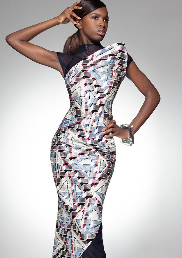 Fashion Looks By Vlisco Beauty Make Up