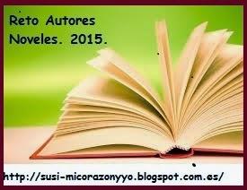 Reto Autores noveles 2o15