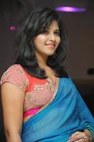 actress anjali hot saree photos at masala telugu movie audio launch+(39) Anjali Saree Photos at Masala Audio Launch