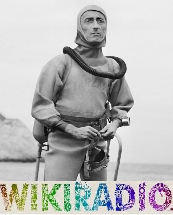 Jacques Yves Cousteau - Vita e avventure