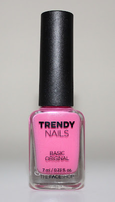 THEFACESHOP Trendy Nails PK108