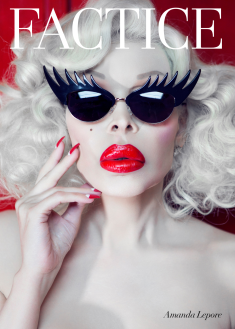 Amanda Lepore for Factice Magazine
