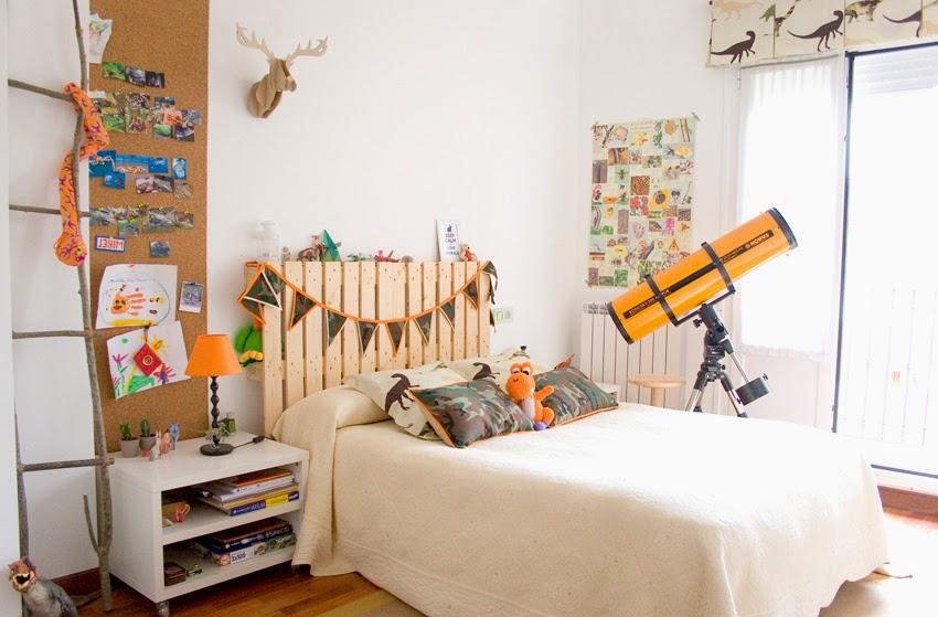 Decoramos una habitación infantil con Deco&Kids + Sorteo1