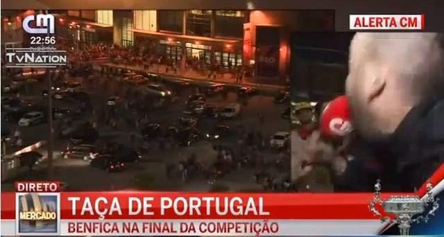 O Porto já foi com o caralho - Reacção após vitória na Taça de Portugal