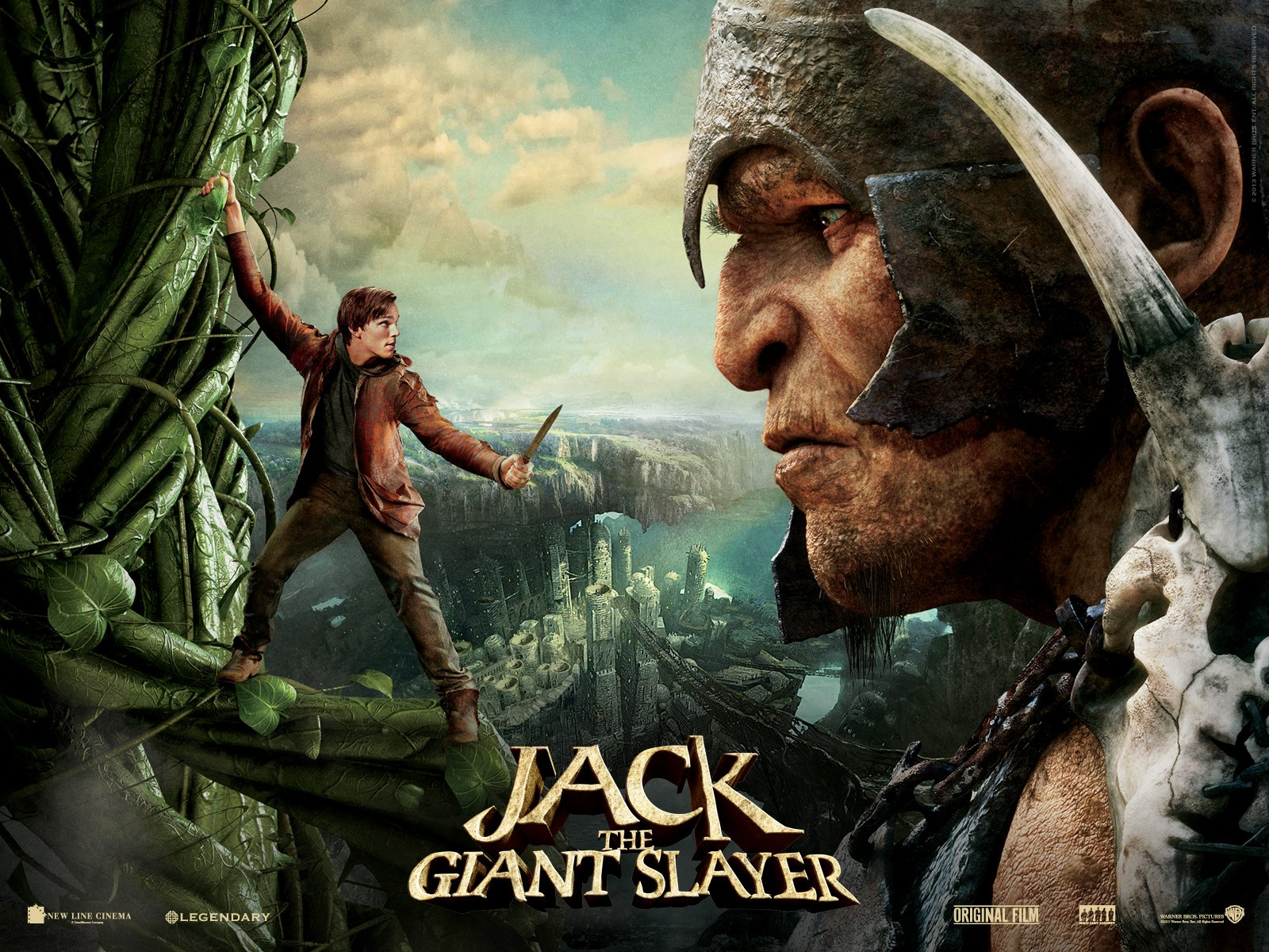 Free download Jack the Giant Slayer 2013 Movie