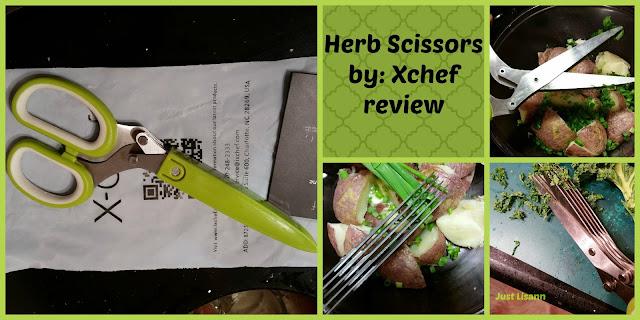 Xchef Herb Scissors