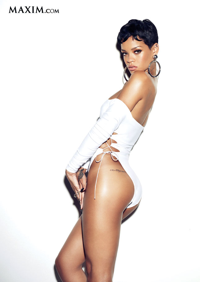 Maxim Hot 100 2013 - #3 Rihanna