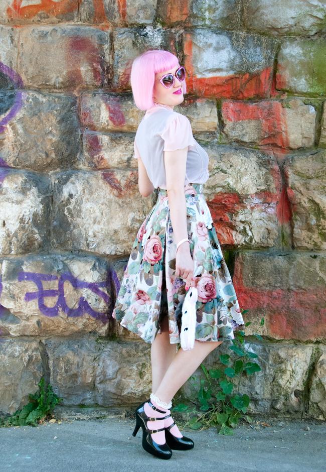 lena hoschek, vintage look, 50s outfit