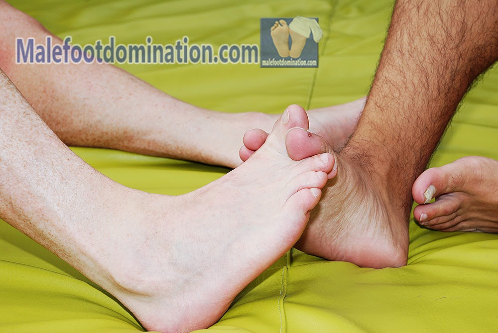 Gay Male Feet Fetish 106