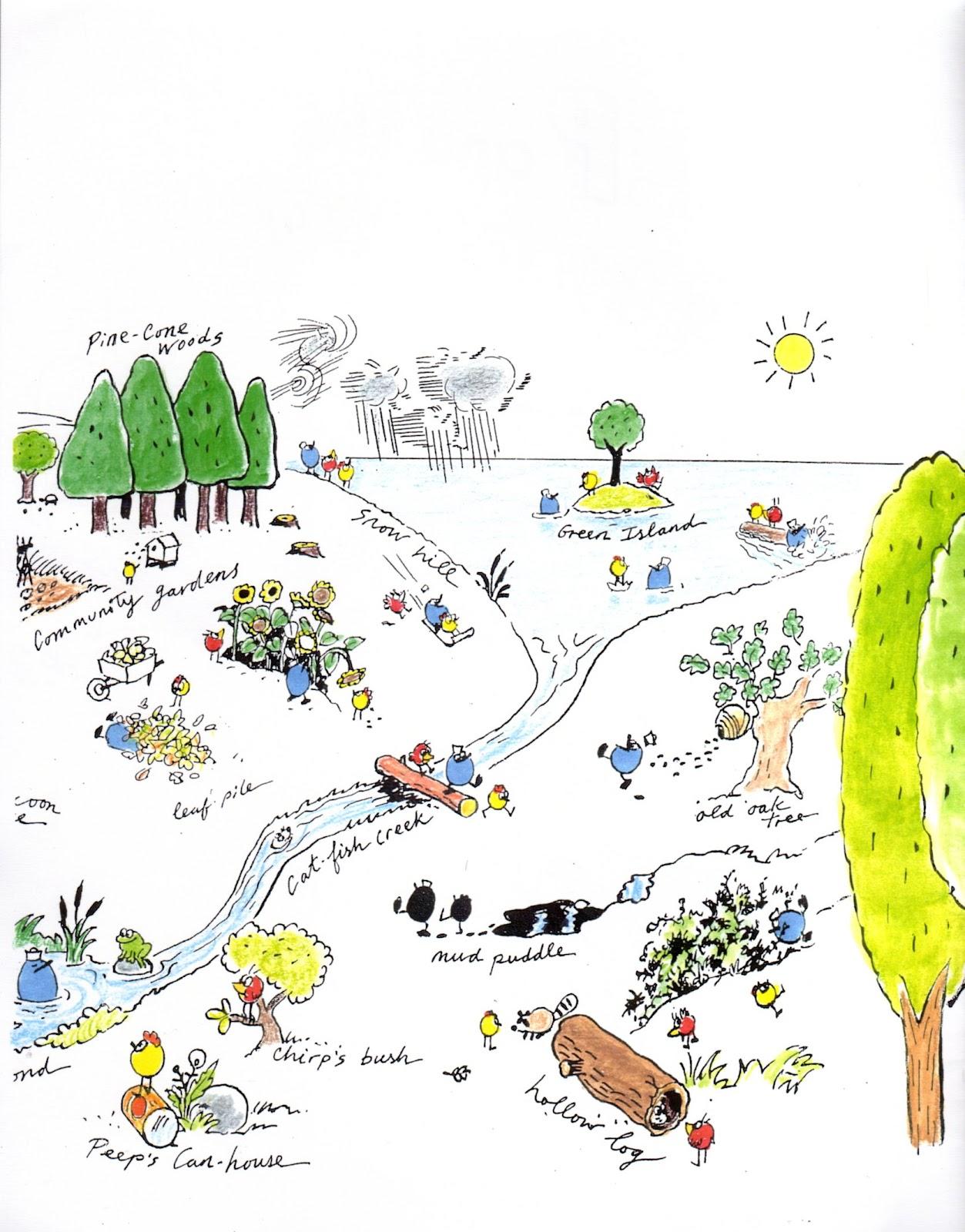 Kaj Pindal Peep Comic By Kaj Pindal