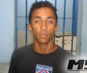 Delmiro Gouveia: Homem é preso acusado de agressão física contra ex-companheira