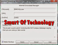 How to Overcome Fake Serial Number On The Internet Download Manager (IDM)1