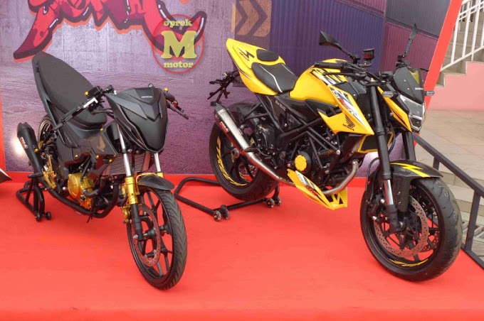 Cutting Mesin K56 - Yuk Intip Jeroan Mesin All New CB150R dan New Sonic 150R