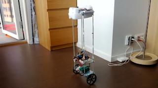 robô autobalanceado PID Arduino
