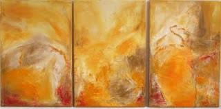 Susana Munay Arte abstracto Cuadros Minimalist abstract paintings