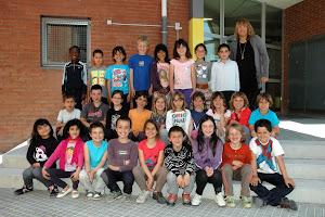 Foto grup 2A  fi de curs 2011-2012