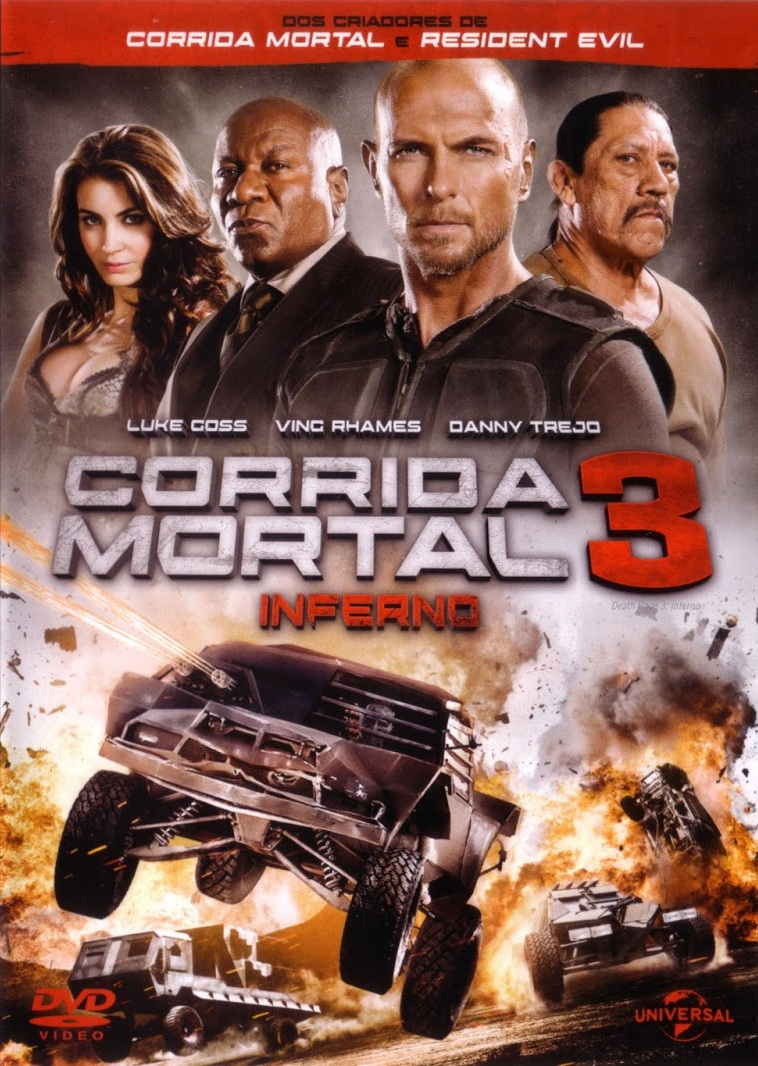 Corrida Mortal 3 – Legendado (2012)