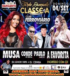 CLUBE FERROVIÁRIO DE AFOGADOS - MUSA.Click Na Image