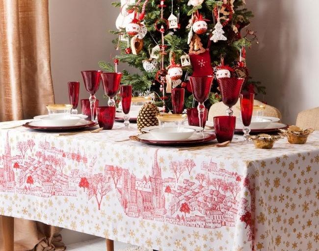 Marzua zara home nos propone unas preciosas mesas para - Zara home manteles mesa ...