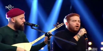 O Ses Türkiye Athena Zahid Bizi Tan Eyleme Şarkı Sözü