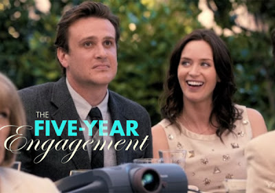 Hollywood Comedy Movie The Five-Year Engagement