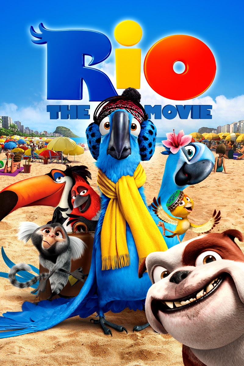 Free Songs Download: New Hollywood Movie - Rio (2011)